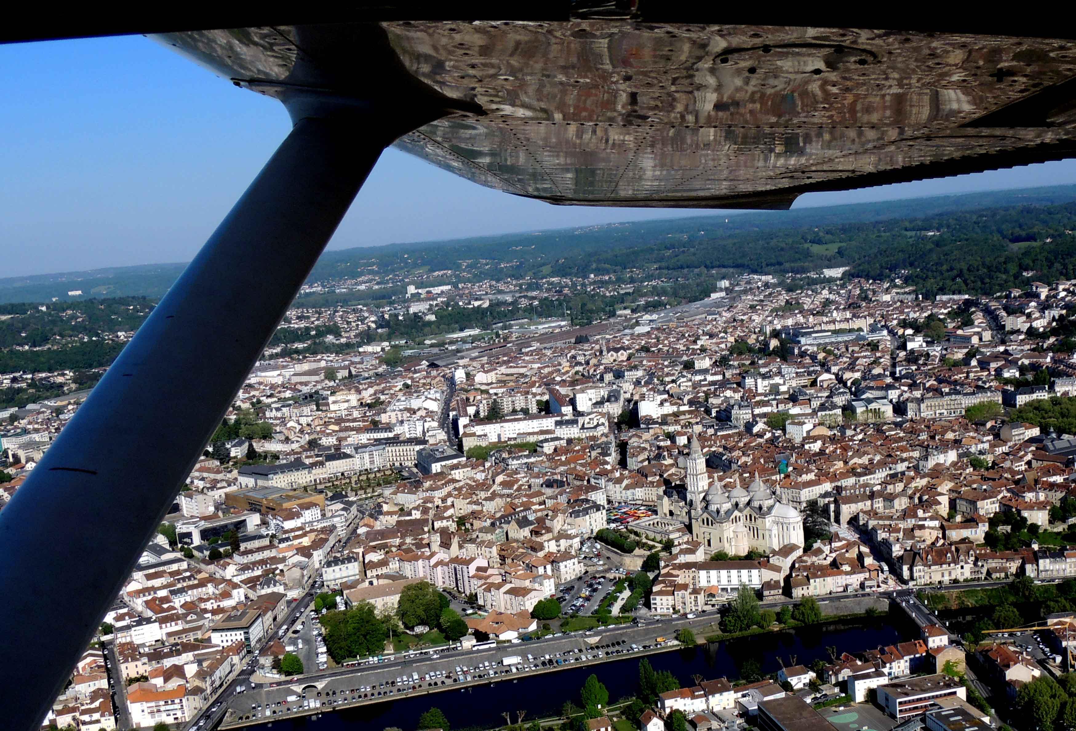 2d7f483561ad42 Baptêmes de l air   Aéroclub de Périgueux-Bassillac - Dordogne