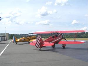 les avions de collection de Périgueux