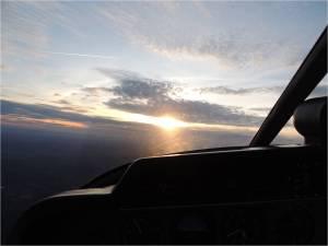 a la recherche du dernier rayon de soleil de l'annee 2012