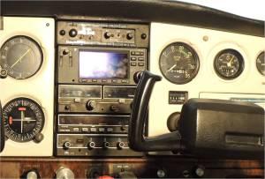 GPS-Garmin-400W Cessna-F-GCNP