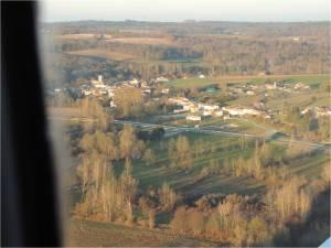Le village de La Rochebeaucourt