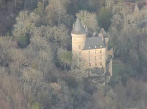 Le Chateau de la Roque des Peagers