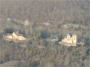-Chateau Cap del Roc à Manaurie