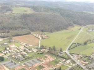 Colline de lascaux a Montignac