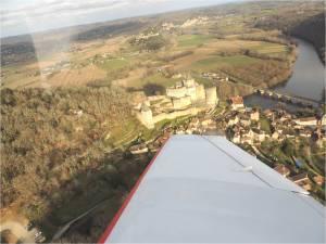 La Chateau de Castelnaud La Chapelle
