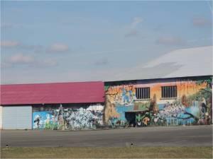 La deco des hangars de Royan