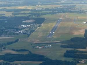 L'aérodrome de Rochefort