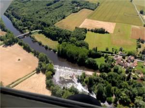 Les barrages et la Gartempe en parfaite osmose