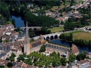 L'abbaye de Saint-Savin-sur Gartempe