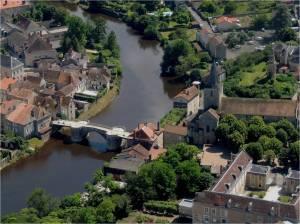 Vieux pont de Montmorillon