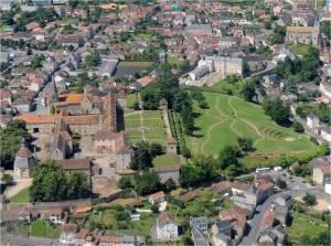Ancienne  muraille de Montmorillon