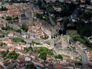 -Chauvigny la cité médiévale