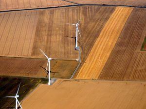 A la recherche des éoliennes pour passer le temps
