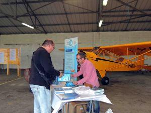 Les formations aéronautiques présentées par M. Freydemy
