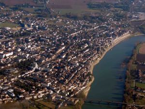 La ville de Tonneins
