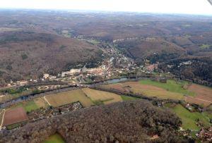 Le village des Eyzies