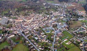 Le village de Saint-Cyprien