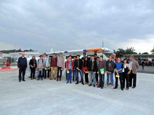 Opération - l'aéronautique un avenir pour les jeunes
