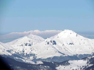 Zoom sur les premiers sommets