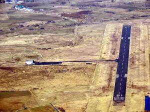 L'aerodrome de Saint-Flour