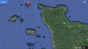 Les Iles de Jersey et Alderney