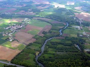 En croisant la Charente