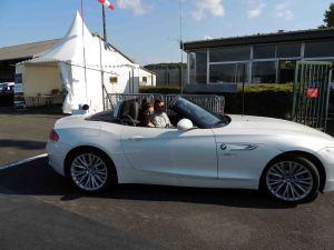 Essai d'une BMW Z4