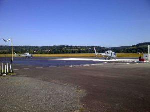 Hélicoptère Fennec-de l'armée de lair