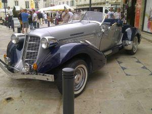 Superbe voiture