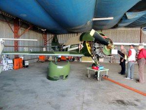un-petit-tour-par-les-hangars-avec un Yak décapoté