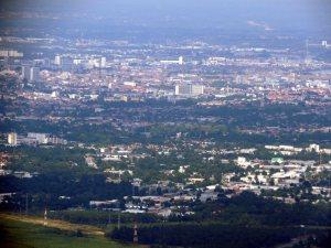 une-vue-sur-l'agglomération bordelaise