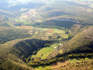 la vallée du Célé