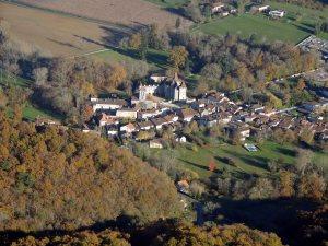 Le village-de-Saint-Jean-de-Cole
