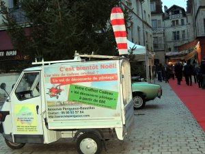le 14 décembre - participation aux animations de la ville de Périgueux