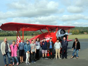 """le 11 octobre """"journée l'aeronautique un avenir pour les jeunes"""""""