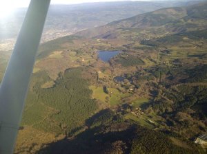 La montagne noire - une réserve d'eau pour la région