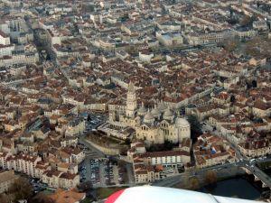 La cathédrale st front