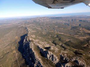 le 22 décembre - Nav  sur Perpignan pour rapatriement du cessna 152