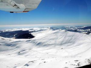 Le domaine skiable du plomb de cantal