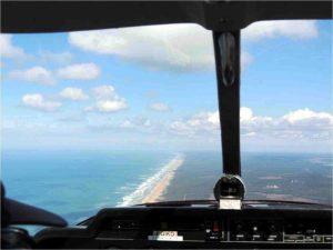 Facile la navigation en direction de Royan