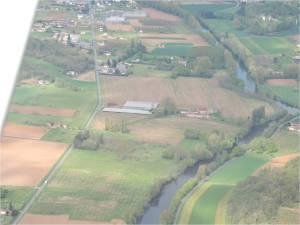 La Vézère au Sud de Montignac