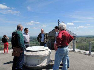 Au sommet de la tour des fiefs : une vue imprenable sur la vallée de la Loire!