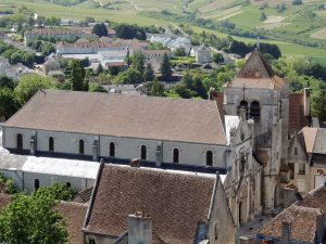 la paroisse de Sancerre (Eglise Saint Pierre)