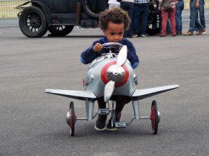 Une nouvelle élève pilote