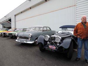 Un apercu des  voitures de collection