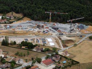 Le chantier de Lascaux 4