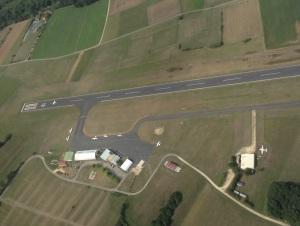 L'aérodrome de Sarlat