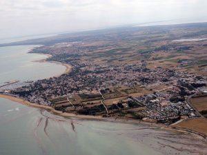 Retour par la Côte Nord-Est de l'île d'Oléron