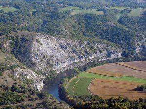 En remontant la Dordogne