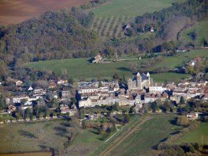 La bastide de Beaumont en Périgord